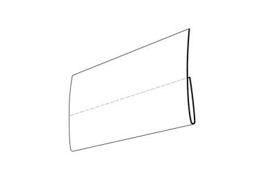 Etikettskydd, etiketthållare till Lagerlådor (ES)