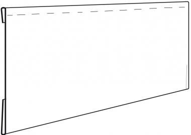 Hylltalare med gångjärn. 99mm (SDG99-0210)