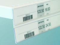 Etiketthållare för att skapa en dubbellist (ALD)