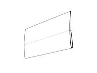 Etikettskydd, etiketthållare för lagerlådor (ES)