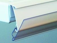 Frontskiva etiketthållare för SCIM 1+1